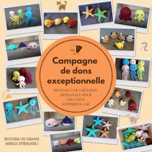 Campagne de don mai 2021